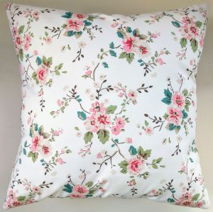 "Cushion Cover in Cath Kidston Trailing Rose 14"" 16"" 18"" 20"""